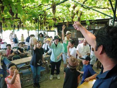 熊本ぶどう 社方園 第9回ぶどう祭り その2_a0254656_19543867.jpg