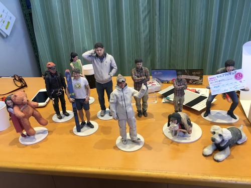 軽井沢プリンススキー場⭐️最新技術の3Dフィギュア_c0151965_13125914.jpg