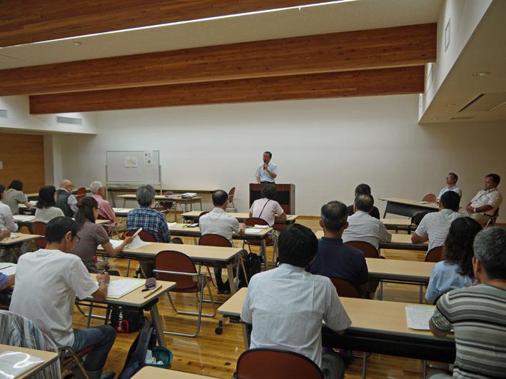 第15期神奈川県森林インストラクター養成講座スタート8・20_c0014967_12584947.jpg