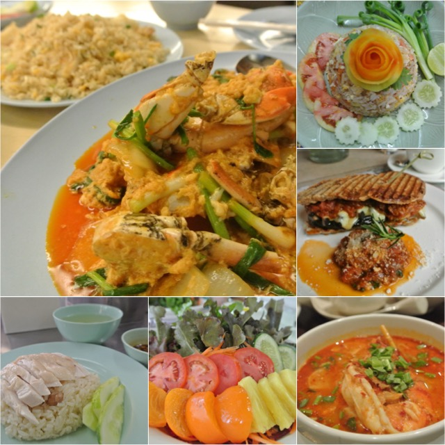 バンコクでたくさん食べました♪_f0204175_1242880.jpg