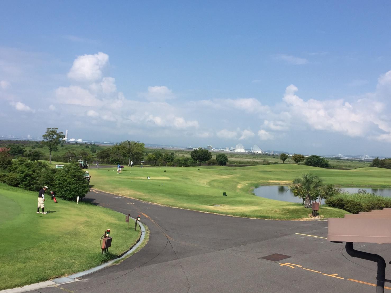名古屋港ゴルフ倶楽部(富浜コース)競技会開催報告 H28.8.19_d0338682_10352895.jpg