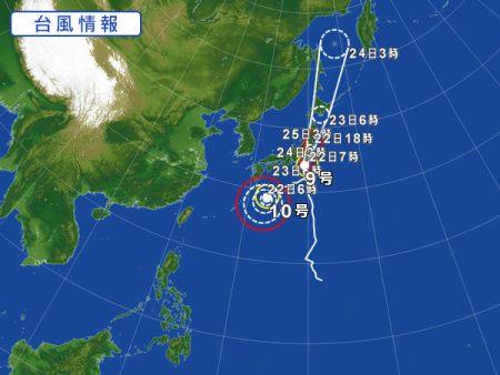 台風9号_b0207284_8534728.jpg