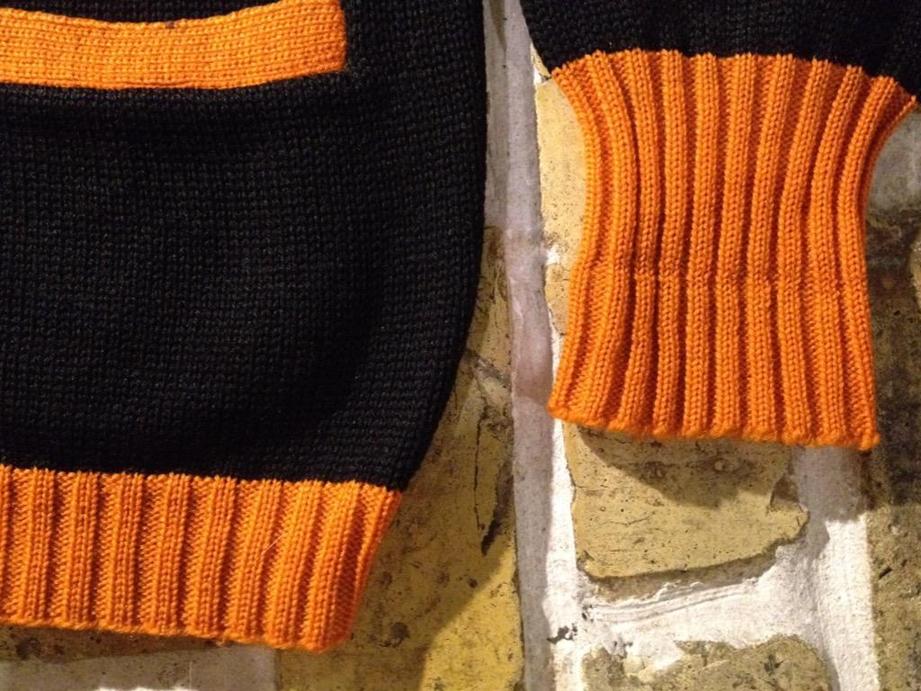 神戸店8/24(水)秋冬ヴィンテージ入荷!#4  Vintage Lettered Sweater!!!(T.W.神戸店)_c0078587_13551657.jpg