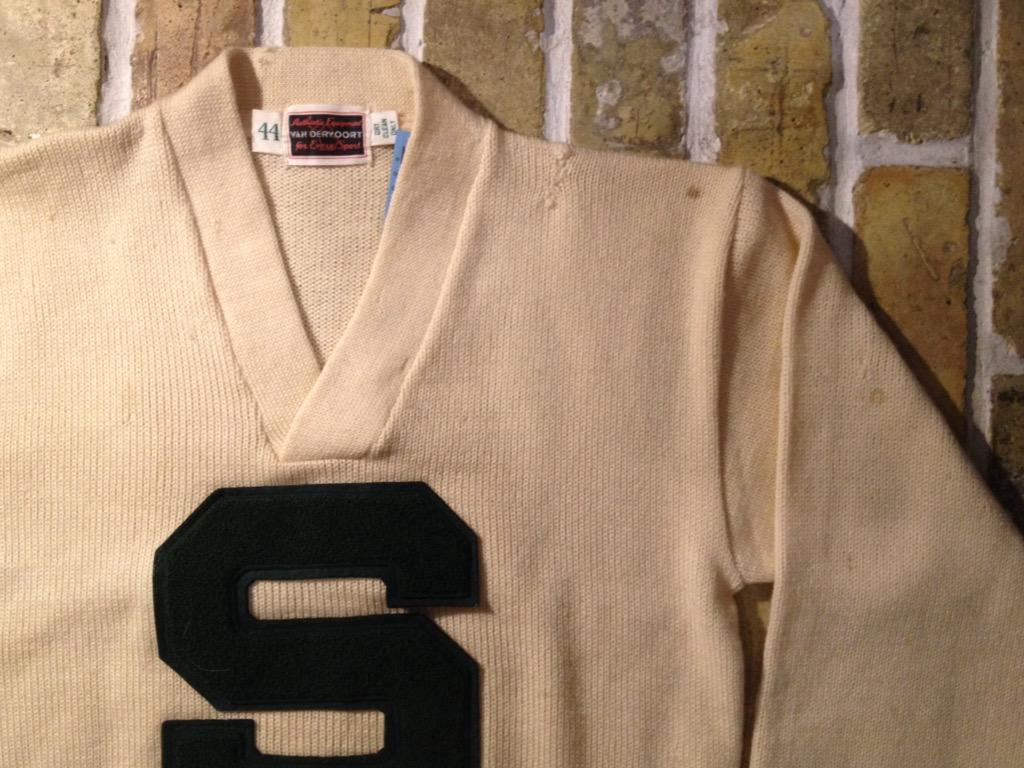 神戸店8/24(水)秋冬ヴィンテージ入荷!#4  Vintage Lettered Sweater!!!(T.W.神戸店)_c0078587_1418106.jpg
