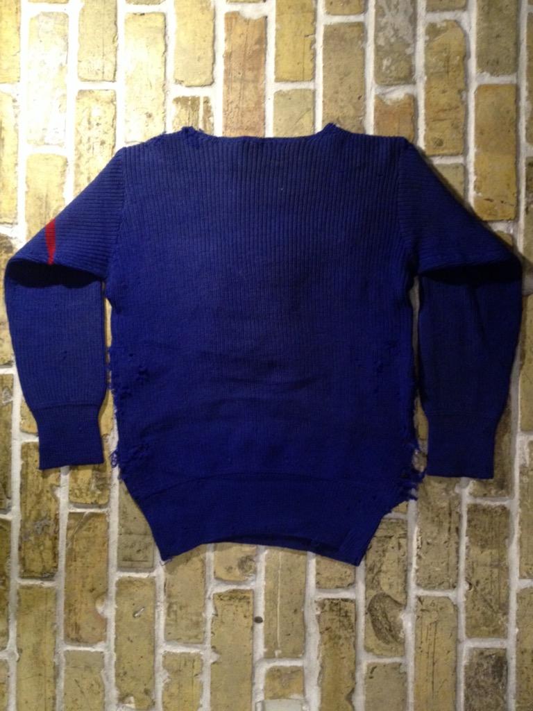 神戸店8/24(水)秋冬ヴィンテージ入荷!#4  Vintage Lettered Sweater!!!(T.W.神戸店)_c0078587_1419147.jpg