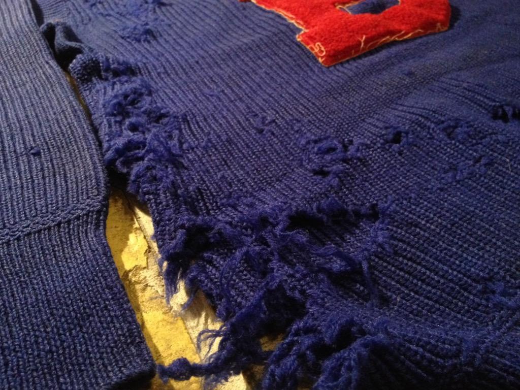 神戸店8/24(水)秋冬ヴィンテージ入荷!#4  Vintage Lettered Sweater!!!(T.W.神戸店)_c0078587_14193127.jpg