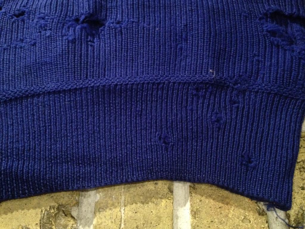 神戸店8/24(水)秋冬ヴィンテージ入荷!#4  Vintage Lettered Sweater!!!(T.W.神戸店)_c0078587_14201796.jpg