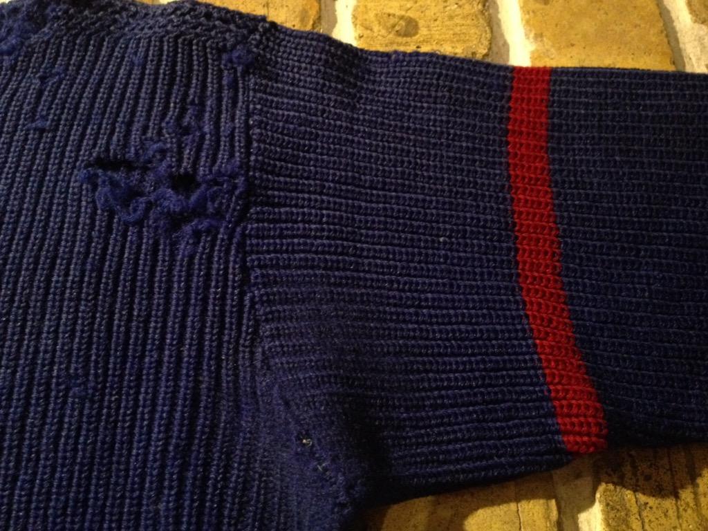 神戸店8/24(水)秋冬ヴィンテージ入荷!#4  Vintage Lettered Sweater!!!(T.W.神戸店)_c0078587_1420225.jpg