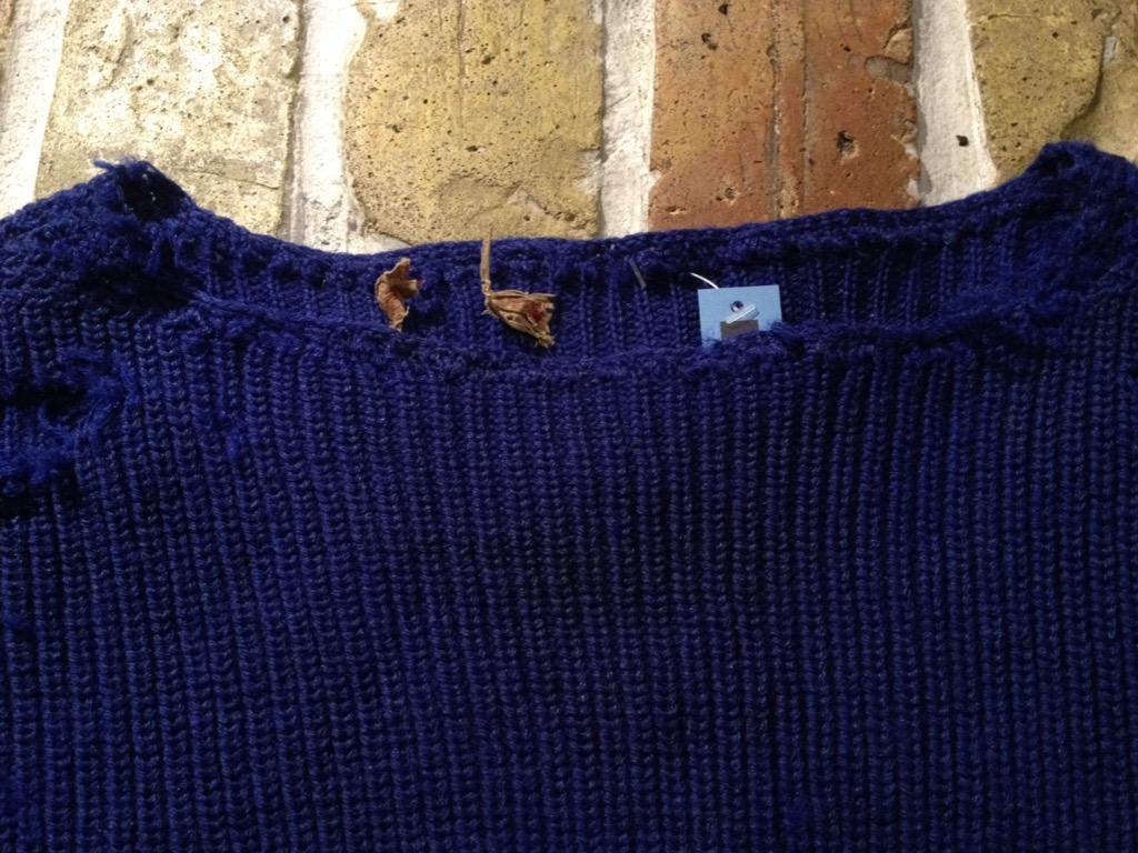 神戸店8/24(水)秋冬ヴィンテージ入荷!#4  Vintage Lettered Sweater!!!(T.W.神戸店)_c0078587_14202273.jpg