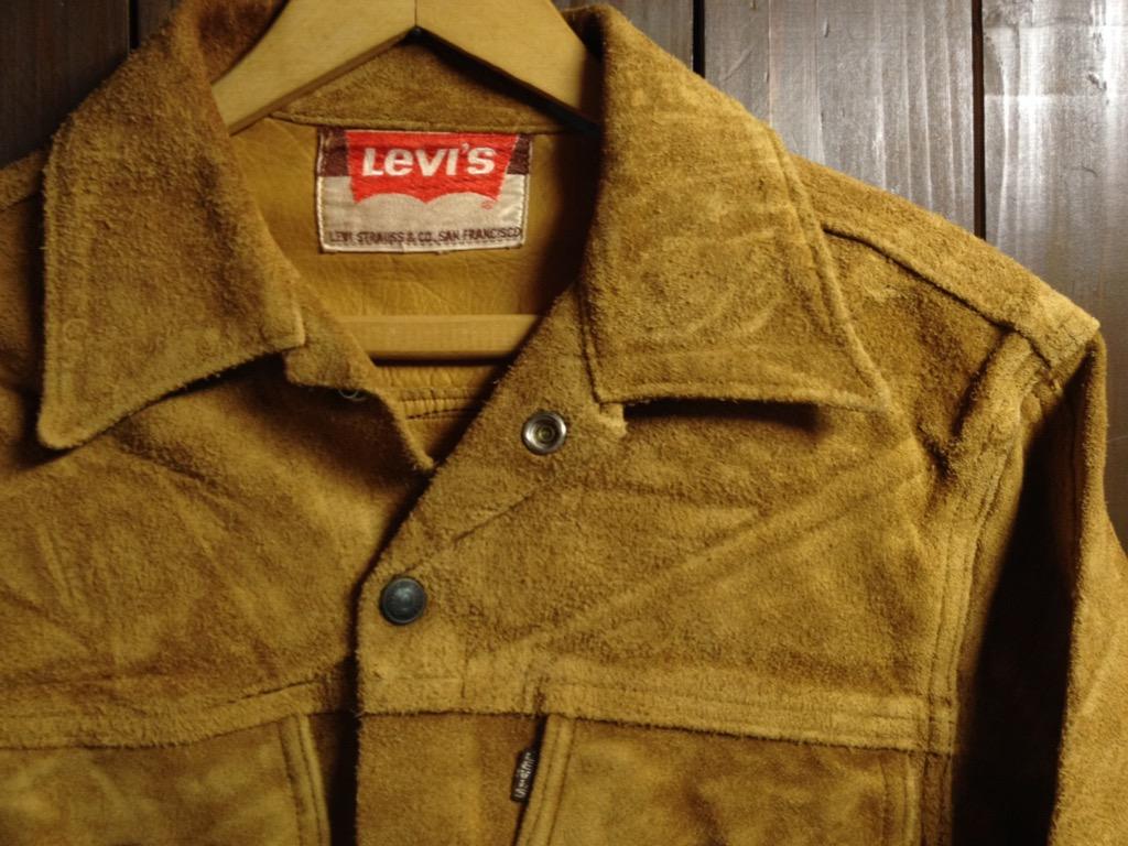 神戸店8/24(水)秋冬ヴィンテージ入荷!#5  LEVI\'S Suede JKT,557XX,BarnStormer Type Leather JKT!!!_c0078587_1424413.jpg
