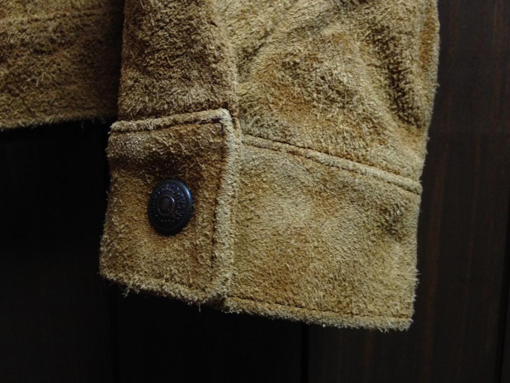 神戸店8/24(水)秋冬ヴィンテージ入荷!#5  LEVI\'S Suede JKT,557XX,BarnStormer Type Leather JKT!!!_c0078587_14264649.jpg