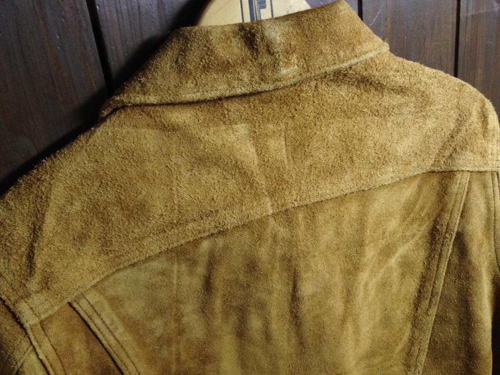 神戸店8/24(水)秋冬ヴィンテージ入荷!#5  LEVI\'S Suede JKT,557XX,BarnStormer Type Leather JKT!!!_c0078587_14265553.jpg
