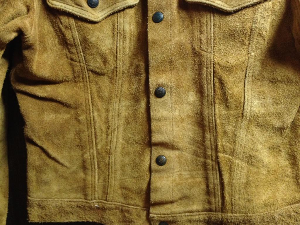 神戸店8/24(水)秋冬ヴィンテージ入荷!#5  LEVI\'S Suede JKT,557XX,BarnStormer Type Leather JKT!!!_c0078587_14273110.jpg