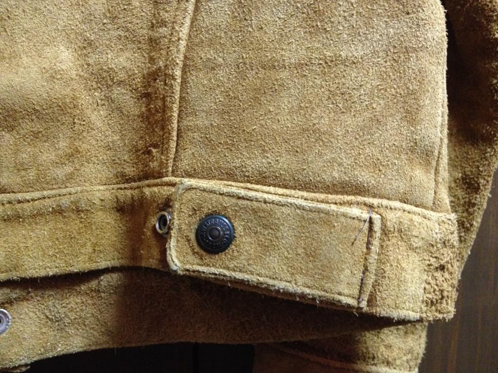 神戸店8/24(水)秋冬ヴィンテージ入荷!#5  LEVI\'S Suede JKT,557XX,BarnStormer Type Leather JKT!!!_c0078587_1427336.jpg