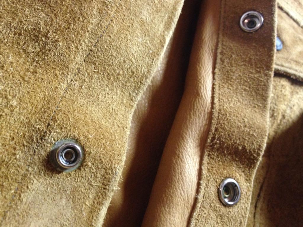 神戸店8/24(水)秋冬ヴィンテージ入荷!#5  LEVI\'S Suede JKT,557XX,BarnStormer Type Leather JKT!!!_c0078587_14274072.jpg