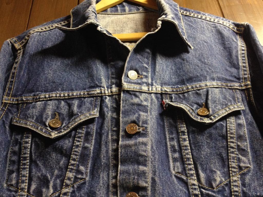 神戸店8/24(水)秋冬ヴィンテージ入荷!#5  LEVI\'S Suede JKT,557XX,BarnStormer Type Leather JKT!!!_c0078587_1428828.jpg