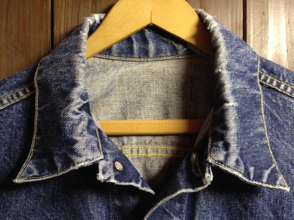 神戸店8/24(水)秋冬ヴィンテージ入荷!#5  LEVI\'S Suede JKT,557XX,BarnStormer Type Leather JKT!!!_c0078587_14303537.jpg