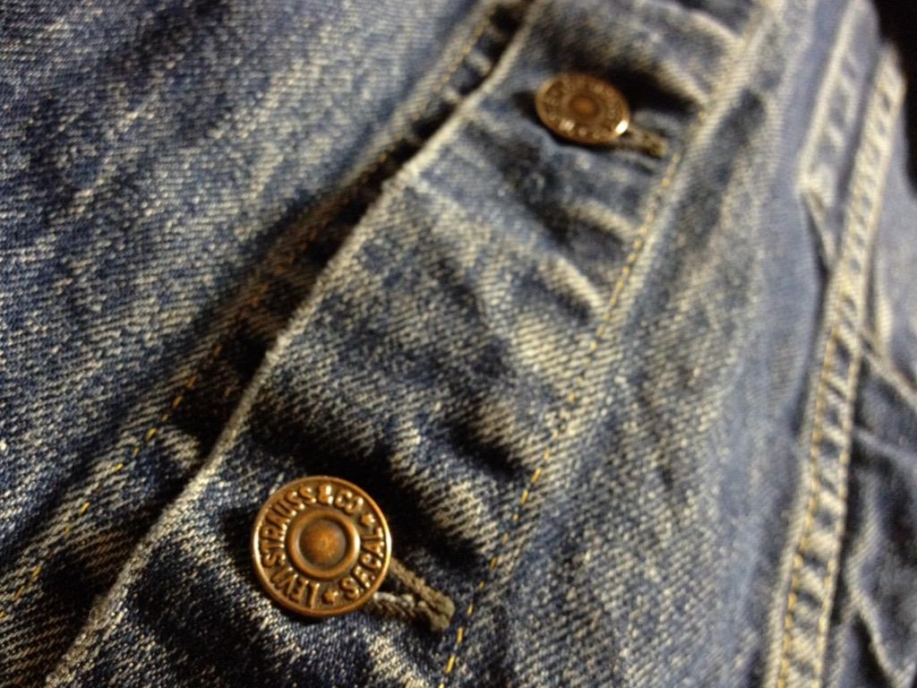 神戸店8/24(水)秋冬ヴィンテージ入荷!#5  LEVI\'S Suede JKT,557XX,BarnStormer Type Leather JKT!!!_c0078587_1431113.jpg
