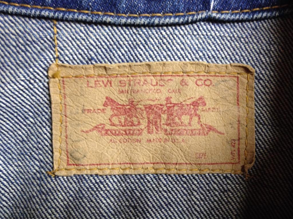 神戸店8/24(水)秋冬ヴィンテージ入荷!#5  LEVI\'S Suede JKT,557XX,BarnStormer Type Leather JKT!!!_c0078587_14412916.jpg