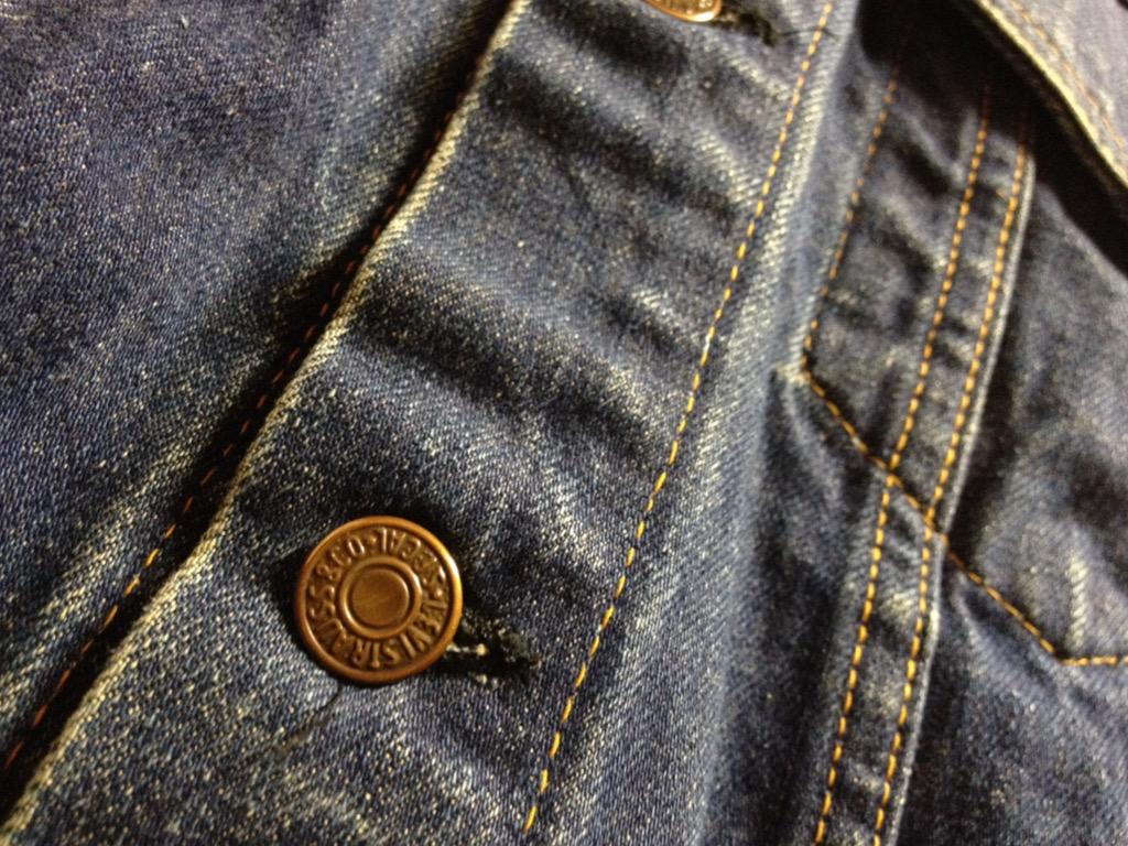神戸店8/24(水)秋冬ヴィンテージ入荷!#5  LEVI\'S Suede JKT,557XX,BarnStormer Type Leather JKT!!!_c0078587_1441636.jpg