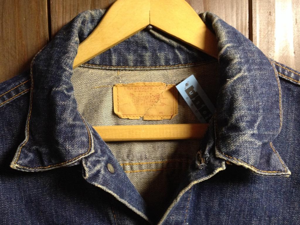 神戸店8/24(水)秋冬ヴィンテージ入荷!#5  LEVI\'S Suede JKT,557XX,BarnStormer Type Leather JKT!!!_c0078587_14432177.jpg