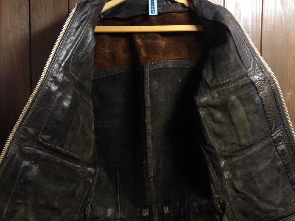 神戸店8/24(水)秋冬ヴィンテージ入荷!#5  LEVI\'S Suede JKT,557XX,BarnStormer Type Leather JKT!!!_c0078587_14453385.jpg