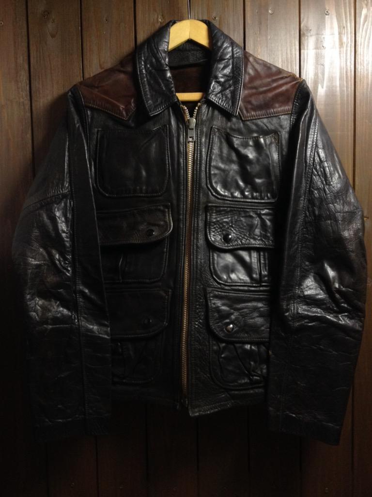 神戸店8/24(水)秋冬ヴィンテージ入荷!#5  LEVI\'S Suede JKT,557XX,BarnStormer Type Leather JKT!!!_c0078587_1445680.jpg