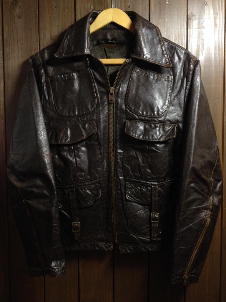 神戸店8/24(水)秋冬ヴィンテージ入荷!#5  LEVI\'S Suede JKT,557XX,BarnStormer Type Leather JKT!!!_c0078587_14501244.jpg