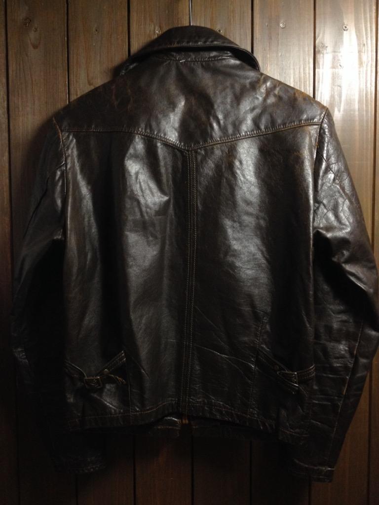 神戸店8/24(水)秋冬ヴィンテージ入荷!#5  LEVI\'S Suede JKT,557XX,BarnStormer Type Leather JKT!!!_c0078587_14502735.jpg