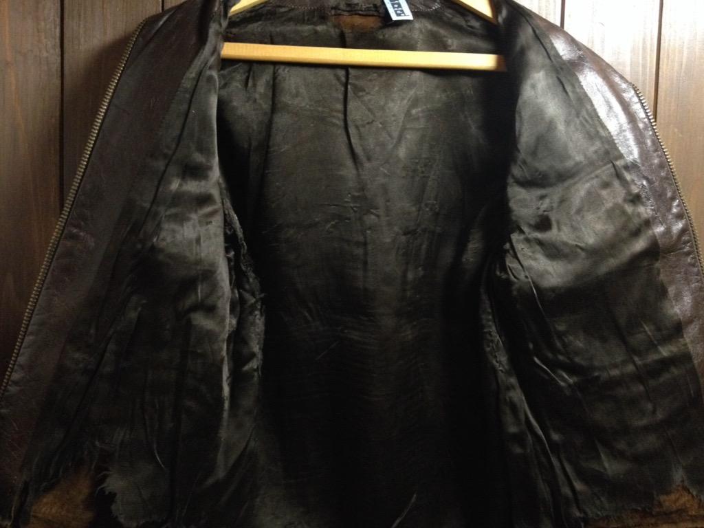 神戸店8/24(水)秋冬ヴィンテージ入荷!#5  LEVI\'S Suede JKT,557XX,BarnStormer Type Leather JKT!!!_c0078587_14503537.jpg
