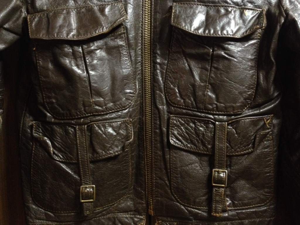 神戸店8/24(水)秋冬ヴィンテージ入荷!#5  LEVI\'S Suede JKT,557XX,BarnStormer Type Leather JKT!!!_c0078587_14514350.jpg