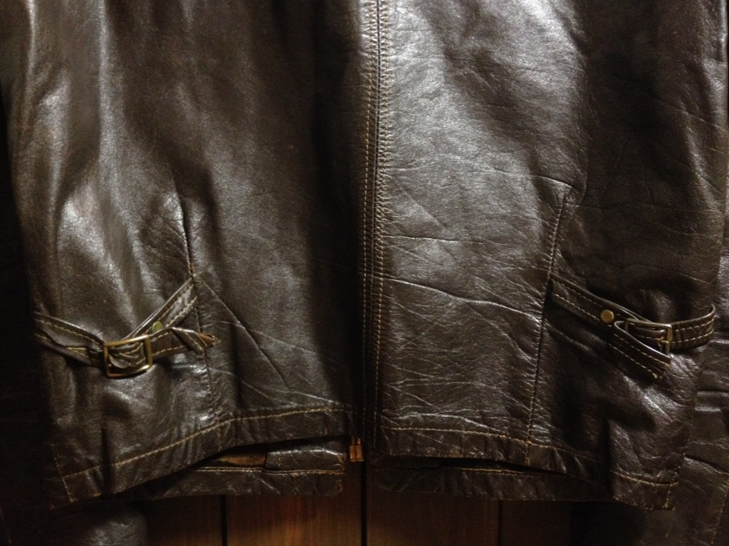 神戸店8/24(水)秋冬ヴィンテージ入荷!#5  LEVI\'S Suede JKT,557XX,BarnStormer Type Leather JKT!!!_c0078587_14522879.jpg