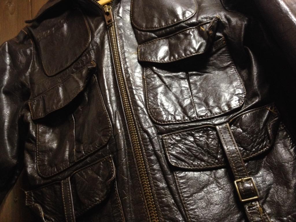 神戸店8/24(水)秋冬ヴィンテージ入荷!#5  LEVI\'S Suede JKT,557XX,BarnStormer Type Leather JKT!!!_c0078587_1452518.jpg