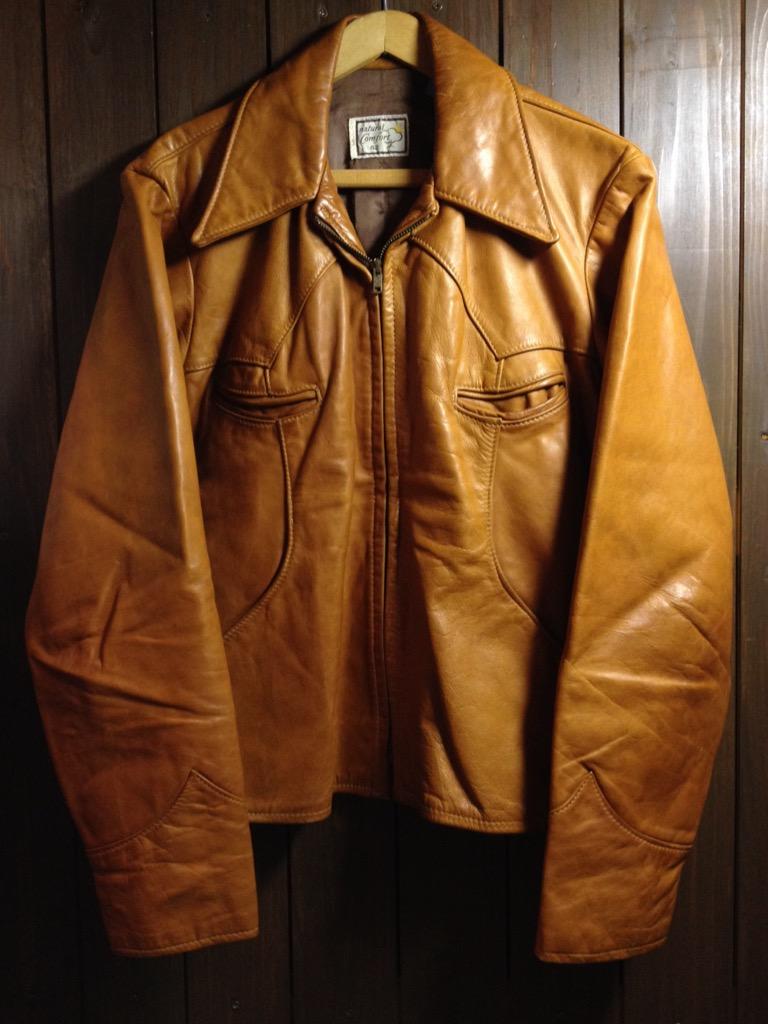 神戸店8/24(水)秋冬ヴィンテージ入荷!#5  LEVI\'S Suede JKT,557XX,BarnStormer Type Leather JKT!!!_c0078587_14533531.jpg