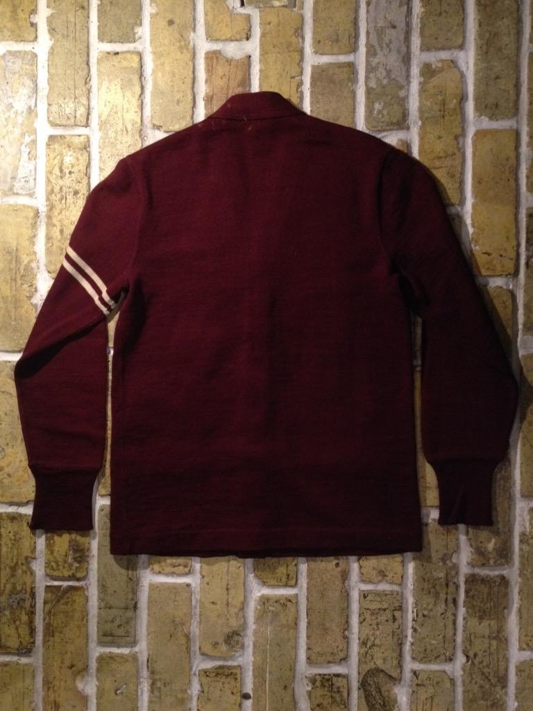 神戸店8/24(水)秋冬ヴィンテージ入荷!#4  Vintage Lettered Sweater!!!(T.W.神戸店)_c0078587_1485613.jpg