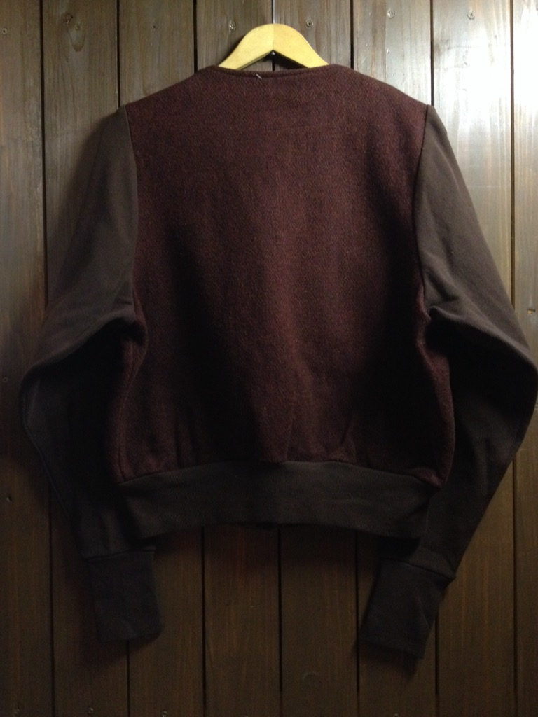 神戸店8/24(水)秋冬ヴィンテージ入荷!#4  Vintage Lettered Sweater!!!(T.W.神戸店)_c0078587_17203615.jpg