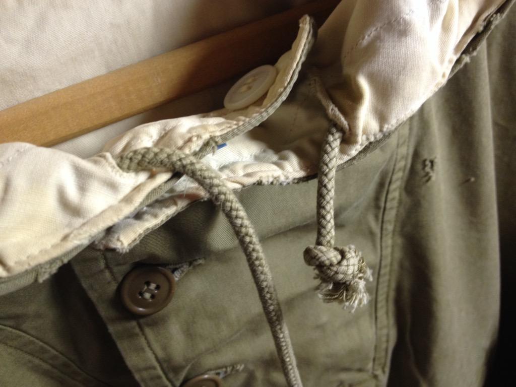 神戸店8/24(水)秋冬ヴィンテージ入荷!#6 M-65 1st!US.Army Item!!!(T.W.神戸店)_c0078587_17445490.jpg