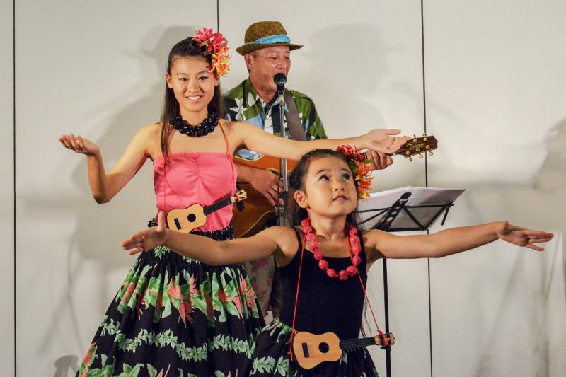 ハワイアンフェスティバル IN 高松三越 ⑦_d0246136_14115085.jpg