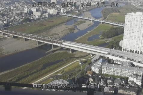 多摩川の水位_b0191737_1159215.jpg