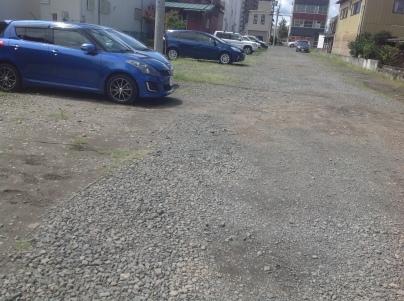 駐車場除草作業_c0186441_23582208.jpeg