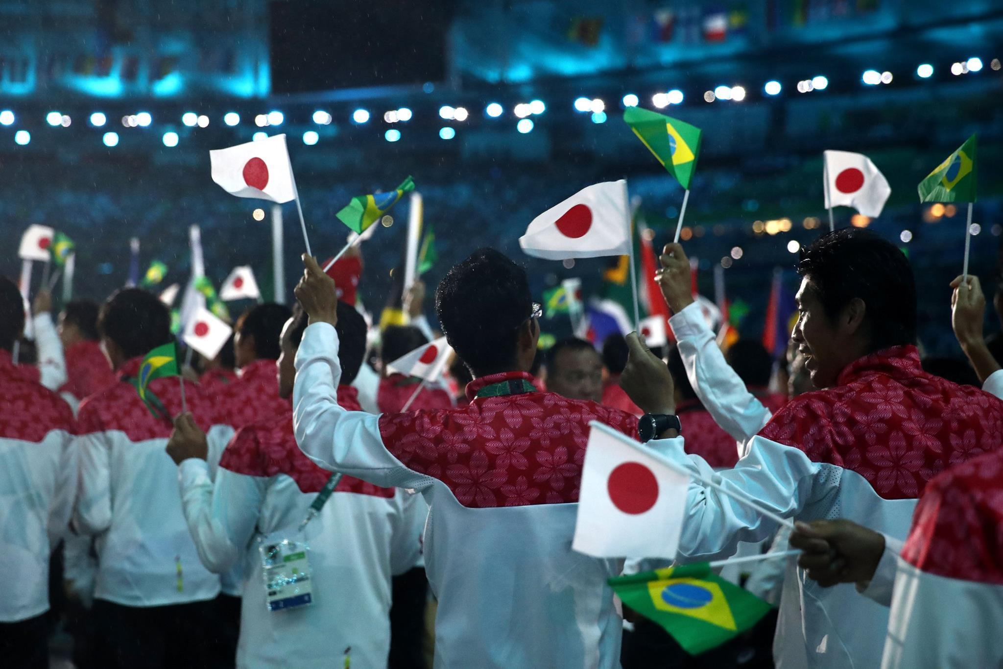 SEE YOU IN TOKYO 2020。。。「OBRIGADO」「ARIGATO」「RIO」と 何気ない日々♫•*¨*•.¸¸♪:☆.。†_a0053662_12515260.jpg