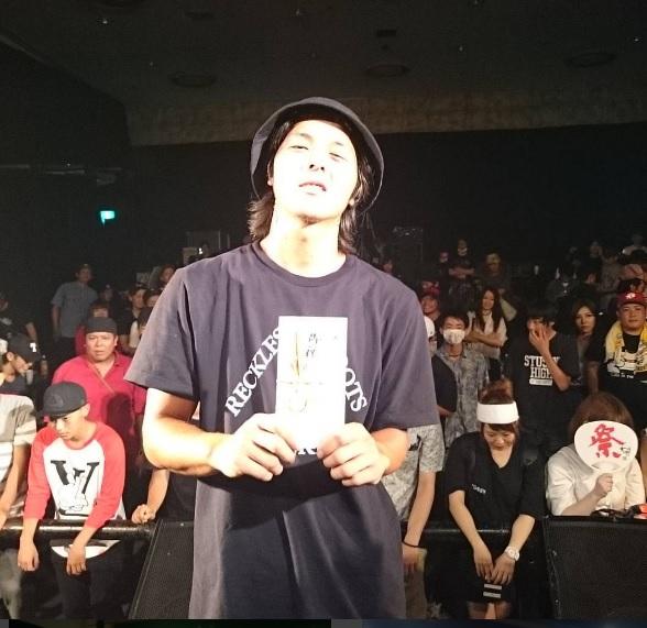 2016.8.20戦極MCBATTLE 第15章 Japan Tour  宮崎予選 優勝は・・_e0246863_483586.jpg