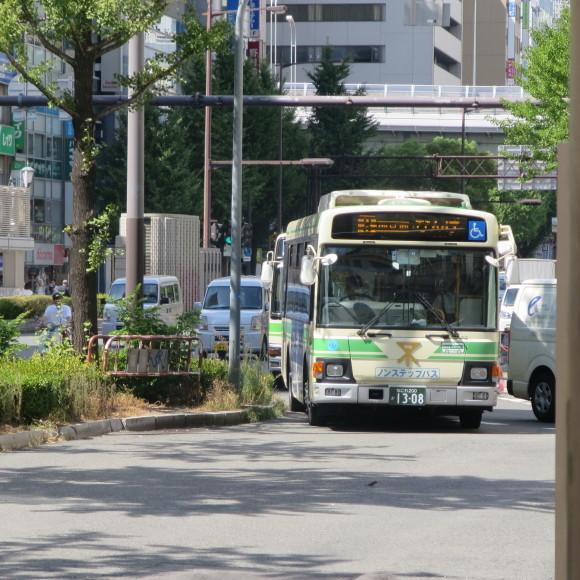 難波から奈良、路線バスの旅~ルイルイはいません~_c0001670_07143221.jpg