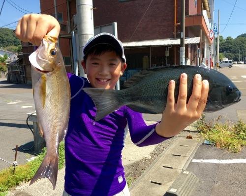 8月22日釣りと体験ダイビング\(^o^)/_d0114397_10154073.jpeg