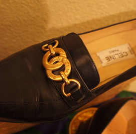 Hermes Celine Fendi shoes_f0144612_11361825.jpg