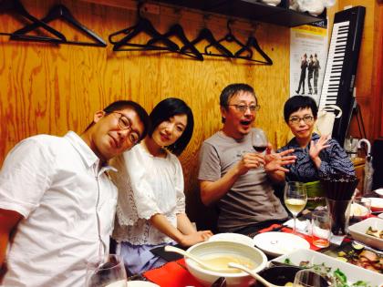 松尾貴史さん、二人会_f0076322_10591994.jpg