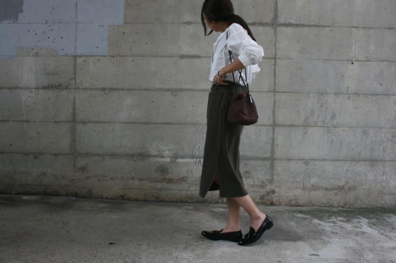 第3241回 Suede Skirt。_f0366424_13072017.jpg
