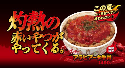 「アラビアータ牛丼」にチャレンジ!_a0253729_13125801.jpg