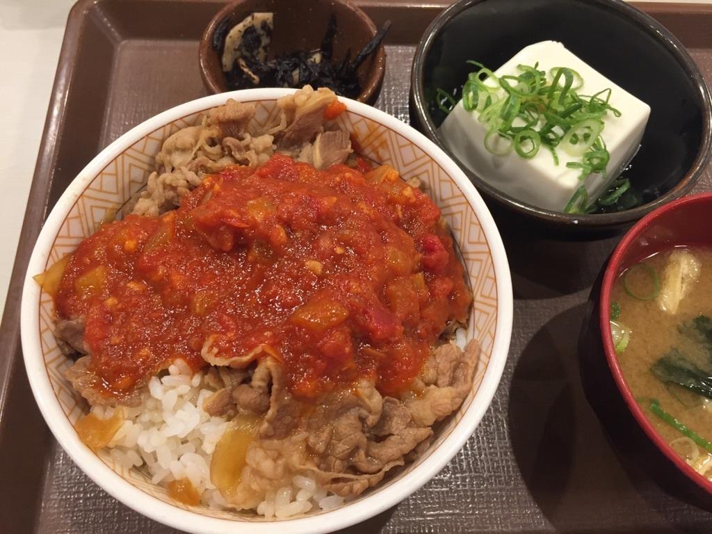 「アラビアータ牛丼」にチャレンジ!_a0253729_13170198.jpg