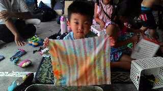 8月9月 楽しいお化けちゃん と アートキャンプ_c0217044_10184562.jpg
